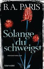 Cover-Bild Solange du schweigst