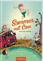 Cover-Bild Sommer mit Opa (Spaß mit Opa 1)