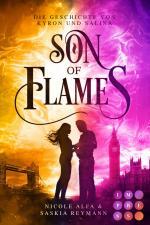 Cover-Bild Son of Flames (Die Geschichte von Kyron und Salina 2)