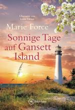 Cover-Bild Sonnige Tage auf Gansett Island