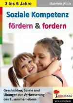 Cover-Bild Soziale Kompetenz fördern & fordern