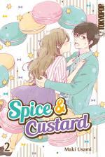 Cover-Bild Spice & Custard 02