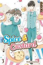 Cover-Bild Spice & Custard 03