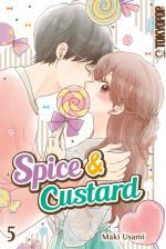 Cover-Bild Spice & Custard 05