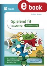 Cover-Bild Spielend fit in Mathe Bruchrechnung