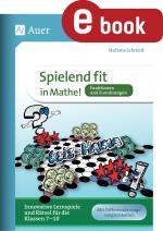 Cover-Bild Spielend fit in Mathe Funktionen und Zuordnungen