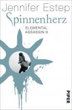 Cover-Bild Spinnenherz