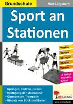 Cover-Bild Sport an Stationen / Grundschule