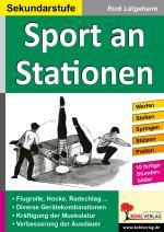 Cover-Bild Sport an Stationen / Sekundarstufe