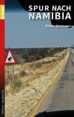 Cover-Bild Spur nach Namibia