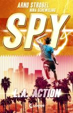 Cover-Bild SPY - L.A. Action
