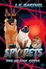 Cover-Bild Spy Pets