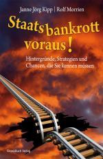 Cover-Bild Staatsbankrott voraus!