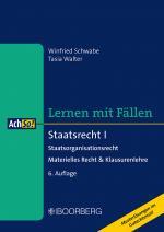 Cover-Bild Staatsrecht I