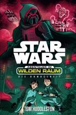 Cover-Bild Star Wars Abenteuer im Wilden Raum 4: Die Dunkelheit
