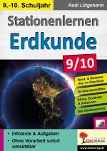 Cover-Bild Stationenlernen Erdkunde / Klasse 9-10