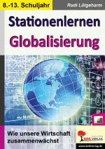 Cover-Bild Stationenlernen Globalisierung