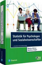 Cover-Bild Statistik für Psychologen und Sozialwissenschaftler