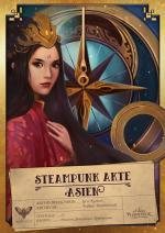 Cover-Bild Steampunk Akte Asien