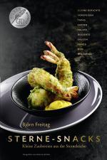Cover-Bild Sterne-Snacks – Kleine Zaubereien aus der Sterneküche