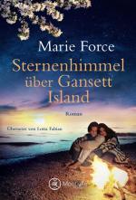 Cover-Bild Sternenhimmel über Gansett Island