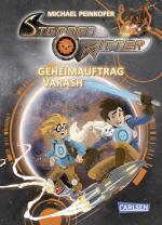 Cover-Bild Sternenritter 16: Geheimauftrag Varash