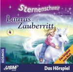 Cover-Bild Sternenschweif (Folge 4) - Lauras Zauberritt (Audio-CD)