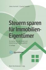 Cover-Bild Steuern sparen für Immobilien-Eigentümer