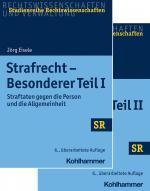 Cover-Bild Strafrecht - Besonderer Teil I + Besonderer Teil II - Paket