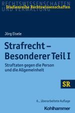 Cover-Bild Strafrecht - Besonderer Teil I