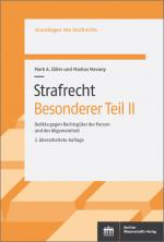 Cover-Bild Strafrecht. Besonderer Teil II