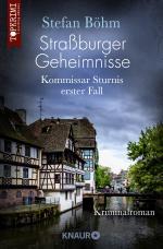 Cover-Bild Straßburger Geheimnisse - Kommissar Sturnis erster Fall