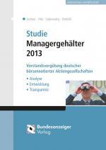 Cover-Bild Studie Managergehälter 2013 (E-Book)