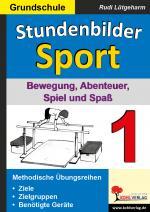 Cover-Bild Stundenbilder Sport 1 - Grundschule