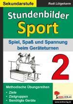 Cover-Bild Stundenbilder Sport für die Sekundarstufe - Band 2