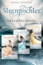 Cover-Bild Sturmtochter: Band 1-3 der romantischen Fantasy-Trilogie im Sammelband