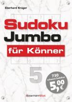 Cover-Bild Sudokujumbo für Könner 5