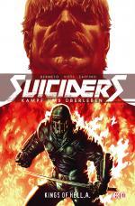 Cover-Bild Suiciders - Kampf ums Überleben