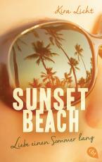 Cover-Bild Sunset Beach - Liebe einen Sommer lang