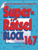 Cover-Bild Superrätselblock 167 (5 Exemplare à 3,99 €)