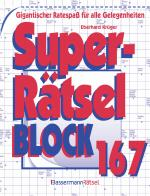 Cover-Bild Superrätselblock 167