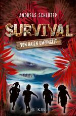 Cover-Bild Survival - Von Haien umzingelt