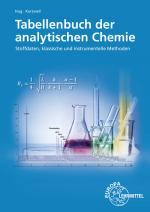 Cover-Bild Tabellenbuch der analytischen Chemie