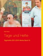 Cover-Bild Tage und Hefte