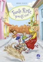 Cover-Bild Tante Rotz greift ein