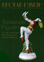 Cover-Bild Tanzende Figuren aus den Sammlungen Alain Bernard und Vladimir Malakhov