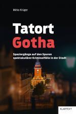 Cover-Bild Tatort Gotha und Gothaer Land