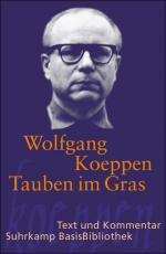 Cover-Bild Tauben im Gras