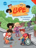 Cover-Bild TEAM LUPE ermittelt (1). Der rätselhafte Hundedieb