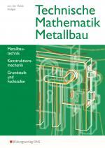 Cover-Bild Technische Mathematik Metallbau